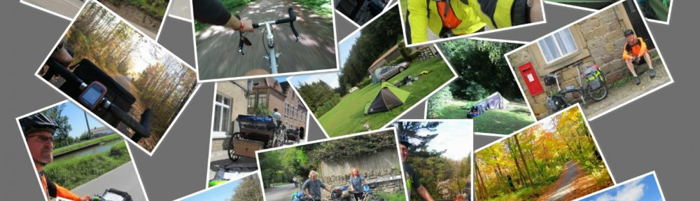 Cycling, Writing, Both, and More
